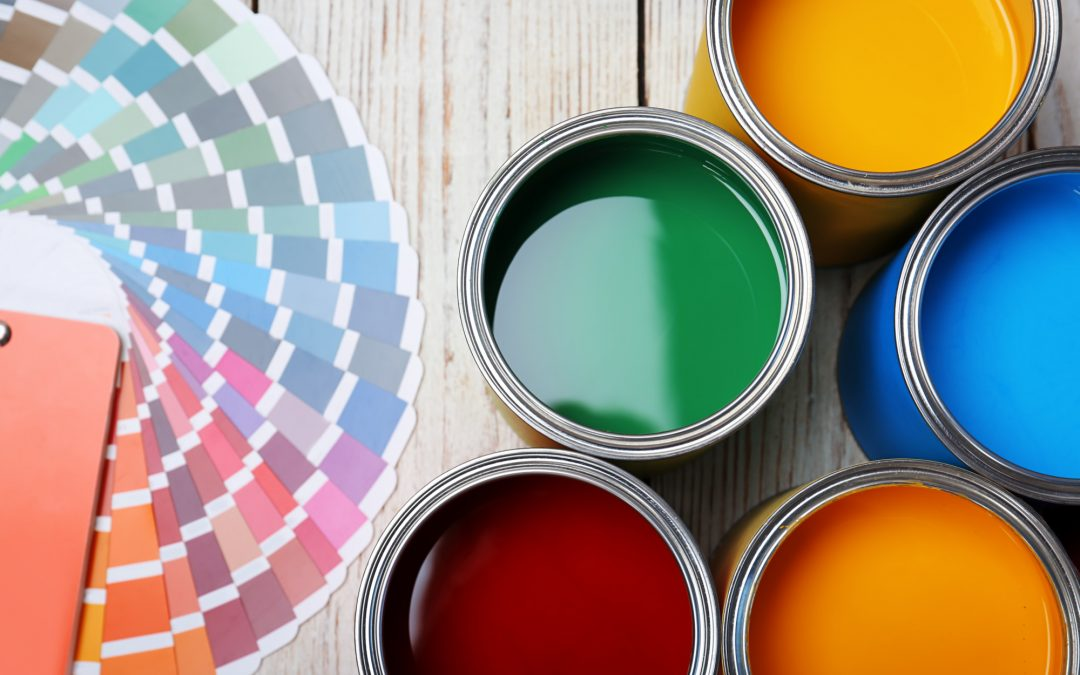 5 Colorful Interior Paint Ideas That Give Your Home a Nice Glow