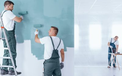Don't DIY: 3 Noteworthy Reasons to Hire Home Painting Services