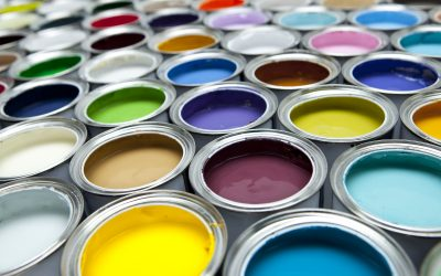 Paint Aesthetics: Top Living Room Paint Colors for California